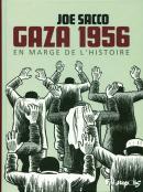 Gaza 1956 - Joe Sacco - Futuropolis